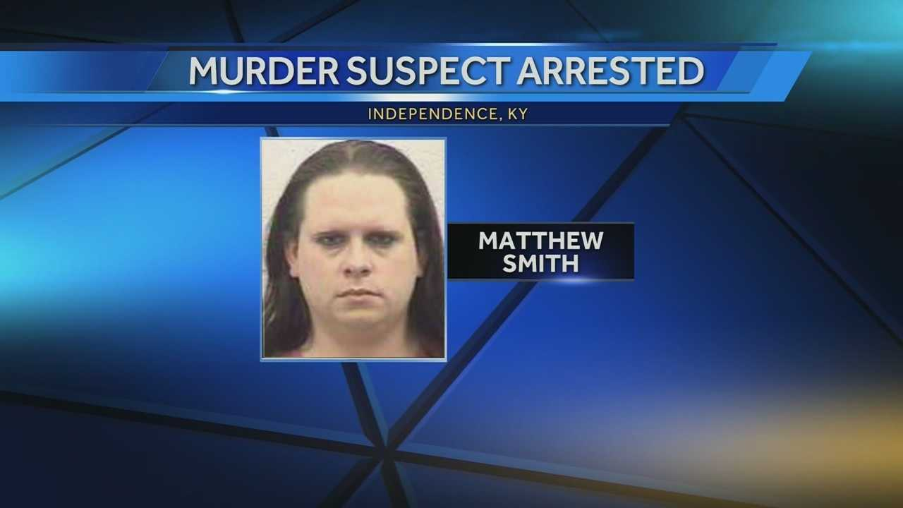 Police took Matthew Smith, 25, into custody and charged him with murder on Wednesday afternoon. Several people inside the home were also taken in to be interviewed about what happened.