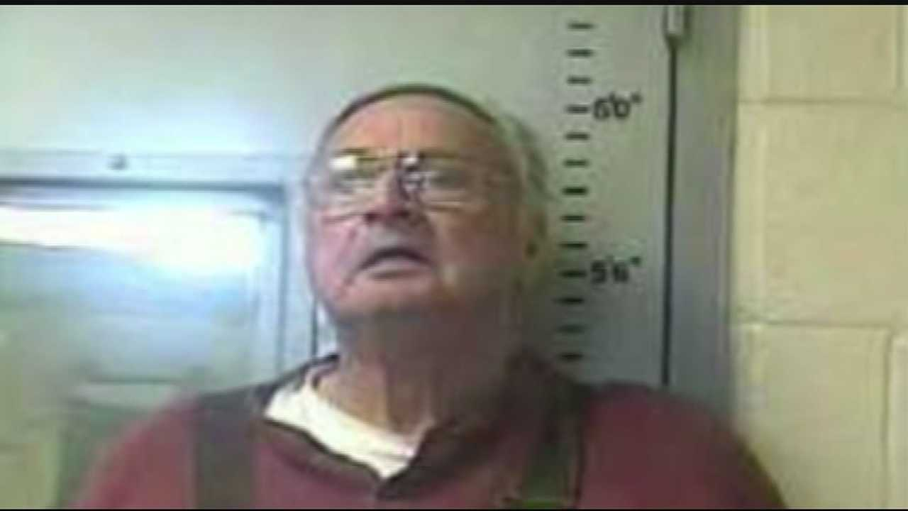 Deputies said George Samuel Jones, 67, was arrested and charged with 16 counts of failure to properly dispose of a carcass within 48 hours and one count of cruelty to animals.