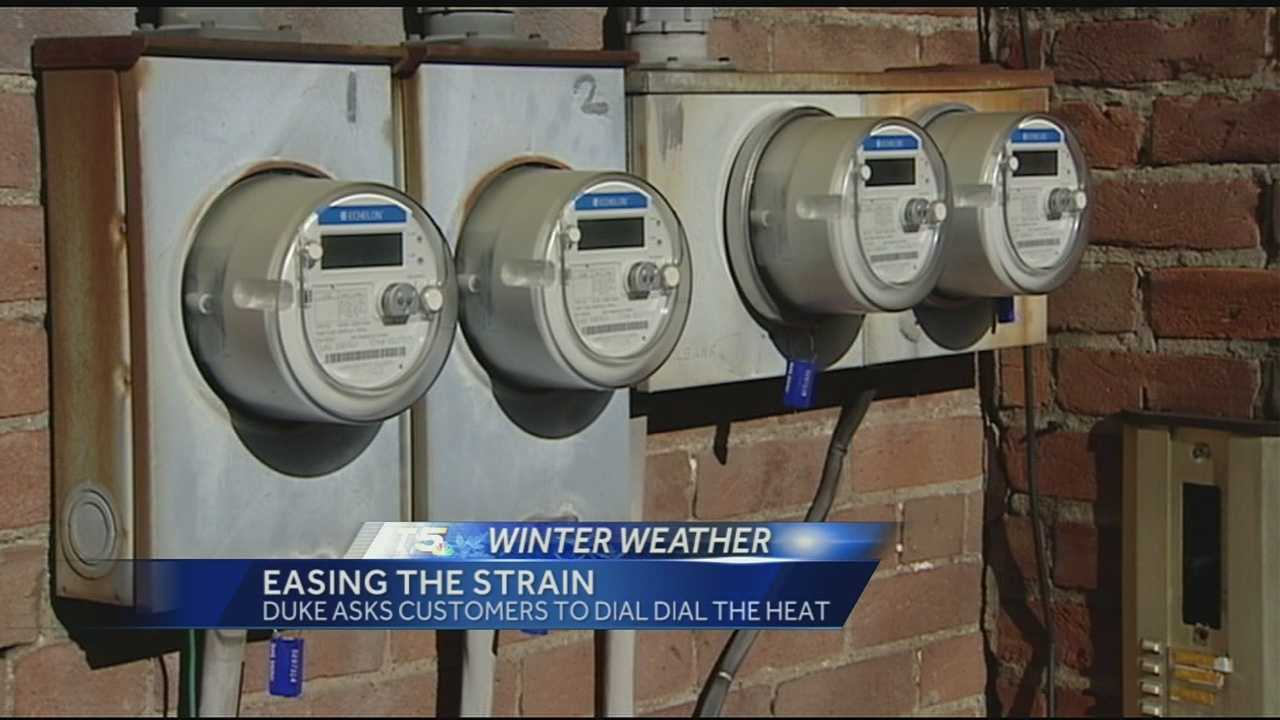 The energy grid is under strain as cold temperatures move through the tri-state.