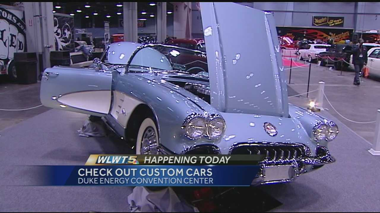 The Cavalcade of Customs is back for its 54th annual car show and training expo.