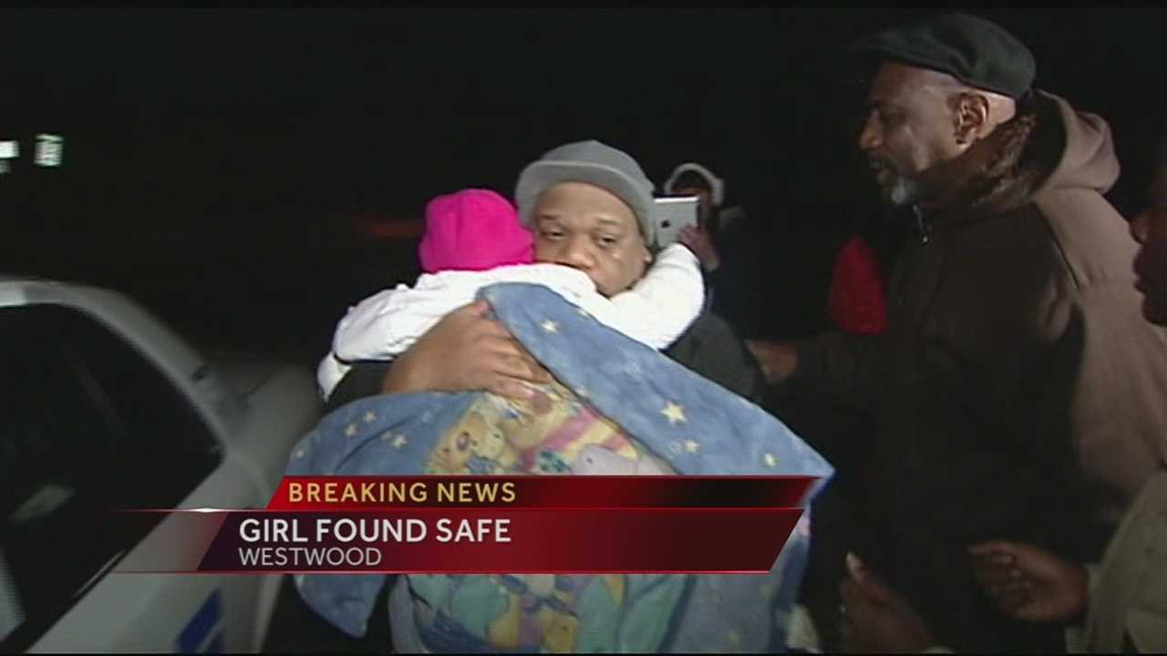 5-year-old safe after carjacking in Westwood
