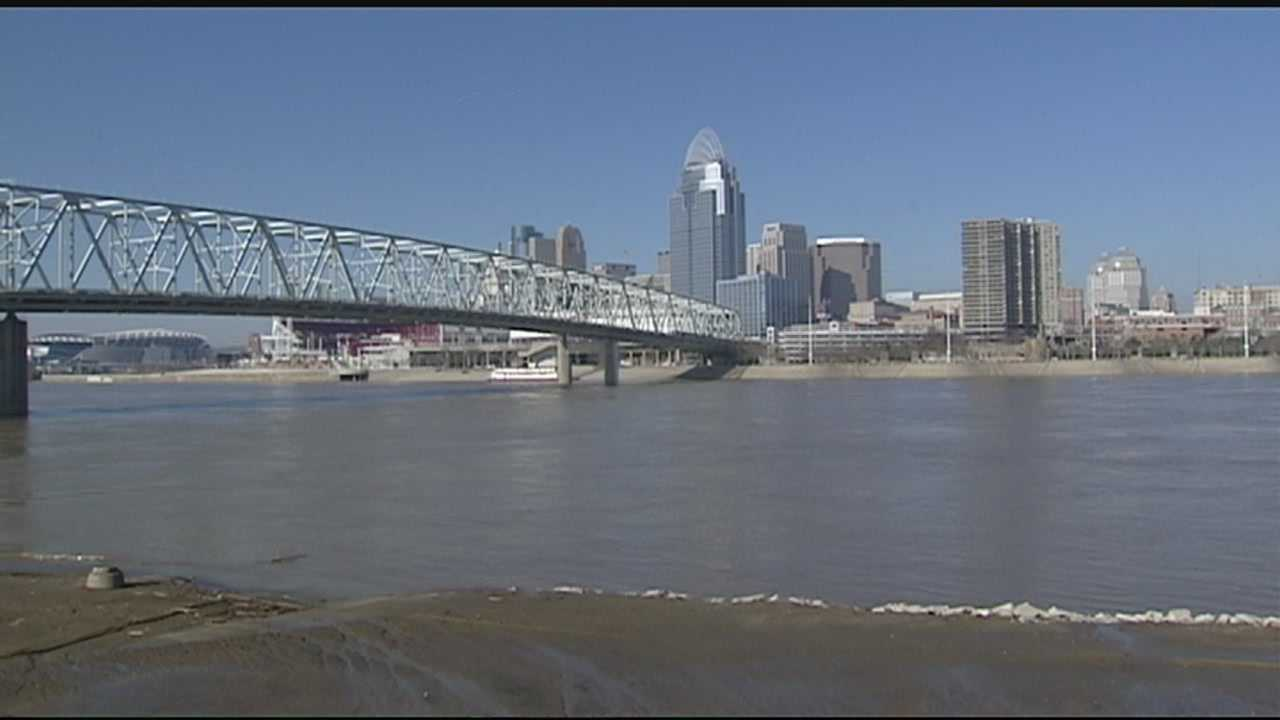 On Monday, Cincinnati's mayor said the drinking water from Greater Cincinnati Water Works will be safe even if contaminated water from the Elk River passes down the Ohio River.