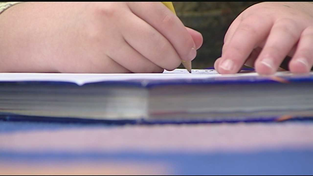 Out of 32,000 students, 130 names were improperly removed from the record. Superintendent Mary Ronan says it's simple errors, but  the Office of Professional Conduct is investigating.