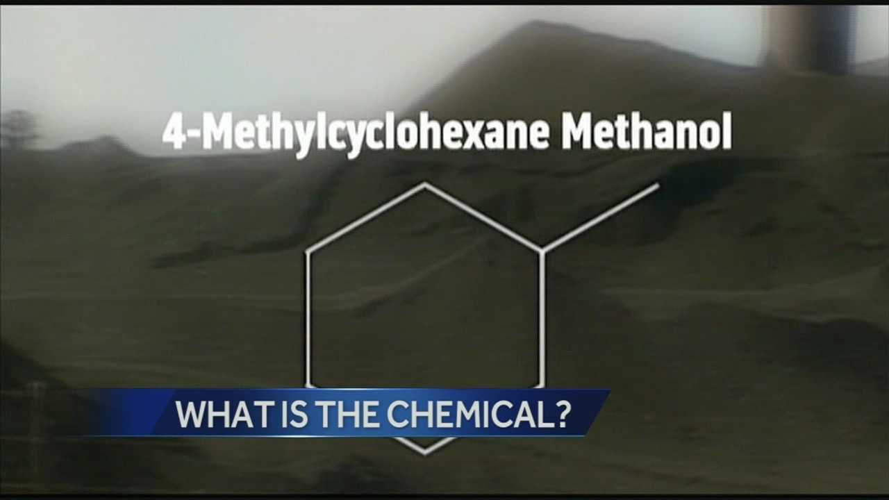 The chemical that caused the problem is 4-methylcyclohexane methanol. It's oily and described as smelling like licorice.