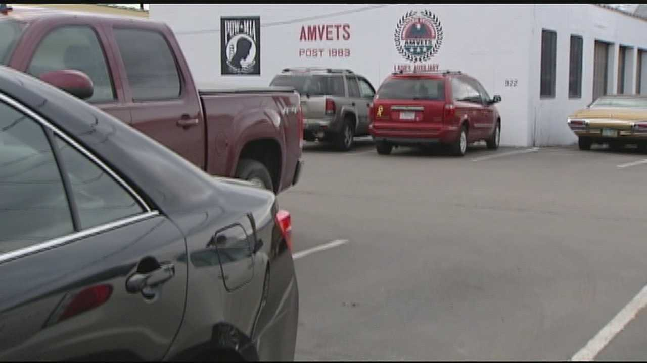 Instead of taking matters in their own hands, the Amvets board voted Tuesday night to beef up security by adding extra cameras and additional lights at a cost of about $8,000.