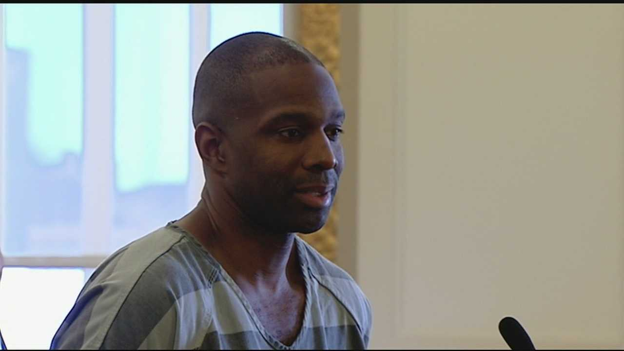 After an early release, LaShawn Pettus-Brown is accused of violating his probation and failing to repay the city $184,000.