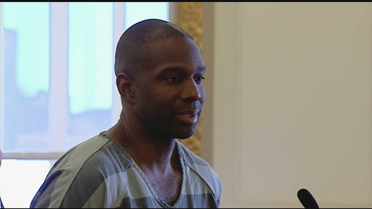 Probation violation lands man back behind bars