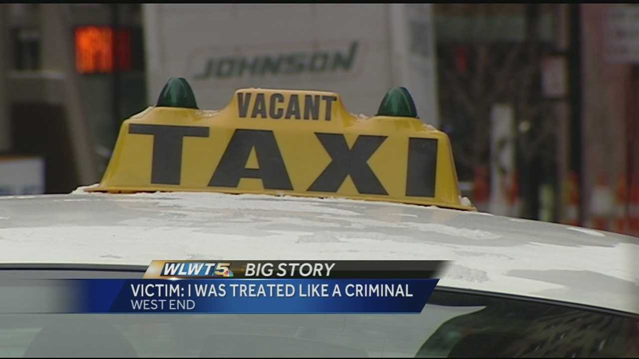Woman who says cab driver raper her files complaint against police