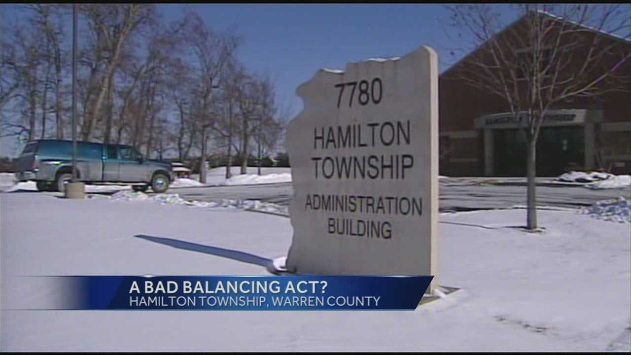 Ohio auditor, Dave Yost, has been asked to look at the books in Hamilton Township. Residents said there have been repeated violations, poor accounting practices and no checks and balances when it came to the books.
