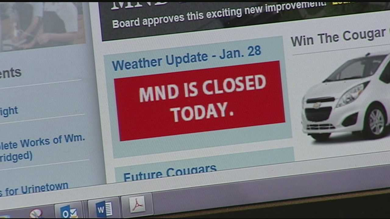 Blizzard Bags keep students working during snow days