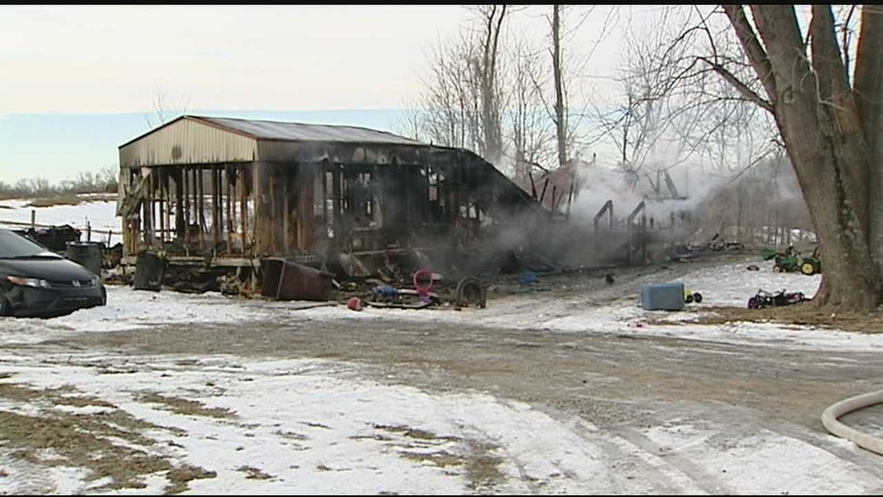 23-month-old boy died in Verona mobile home fire