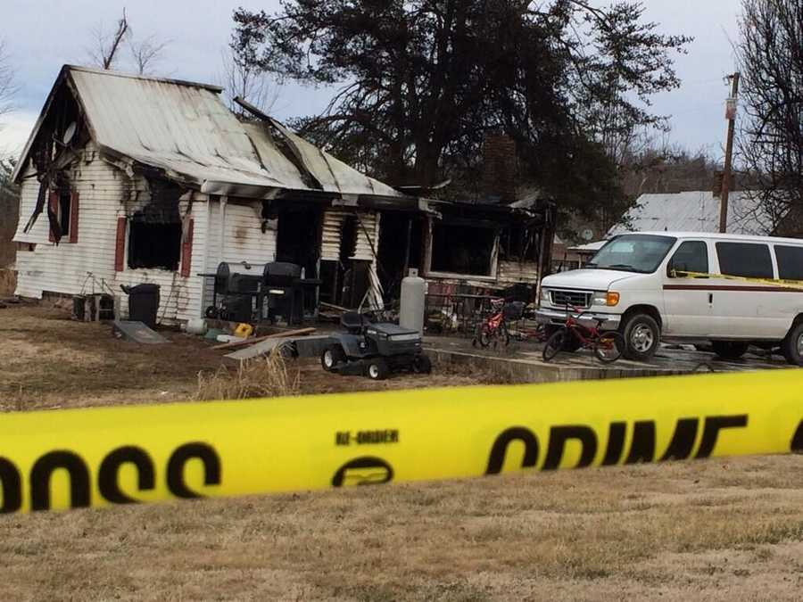 Nine people are believed to be dead and two people were injured in a house fire Thursday morning in Muhlenberg County.