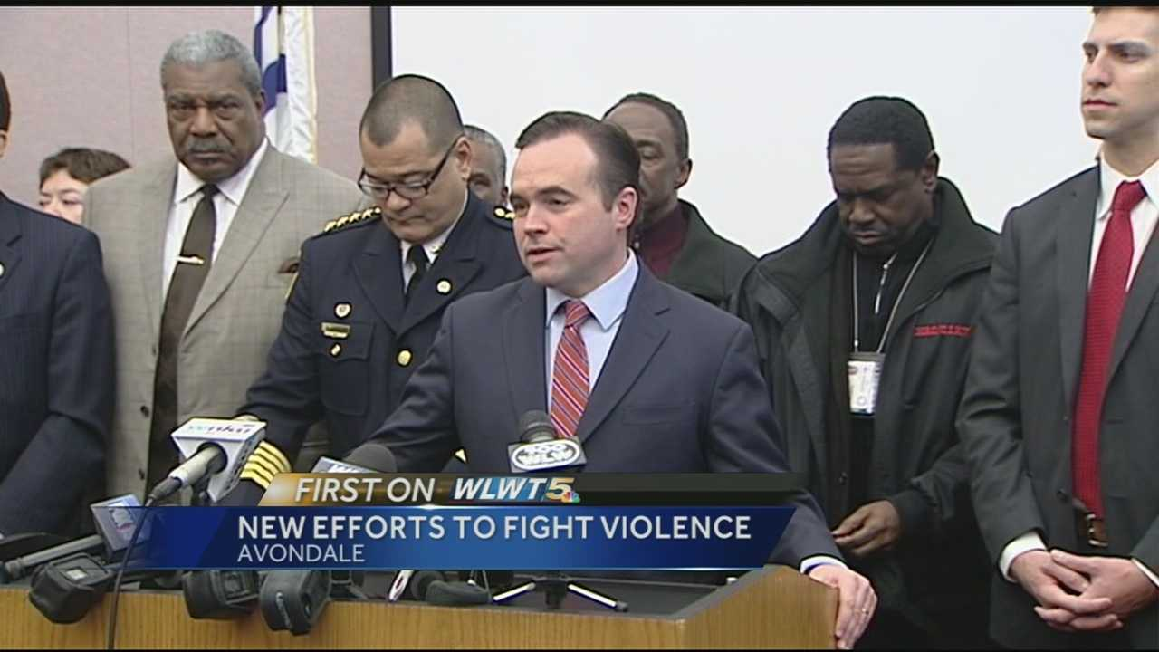 New safety initiative to put 80 new police officers on streets in Cincinnati