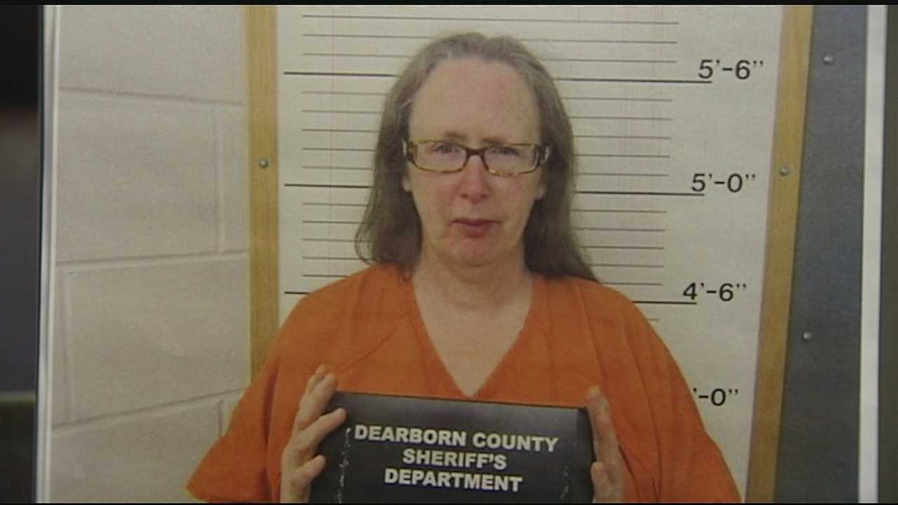 Kathy Hess, a former employee of Woodland Hills Care Center, was arrested after an investigation, conducted by the Dearborn County Special Crimes Unit, into the death of Scalf.