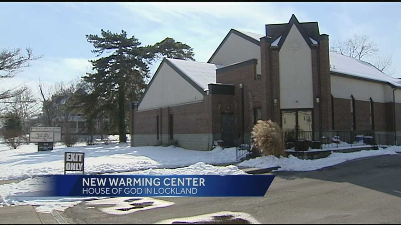 House of God Church Warming Center