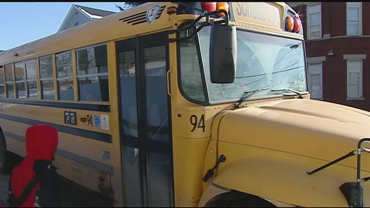 The district decided to delay classes to give students an easier commute to the classroom, officials said.