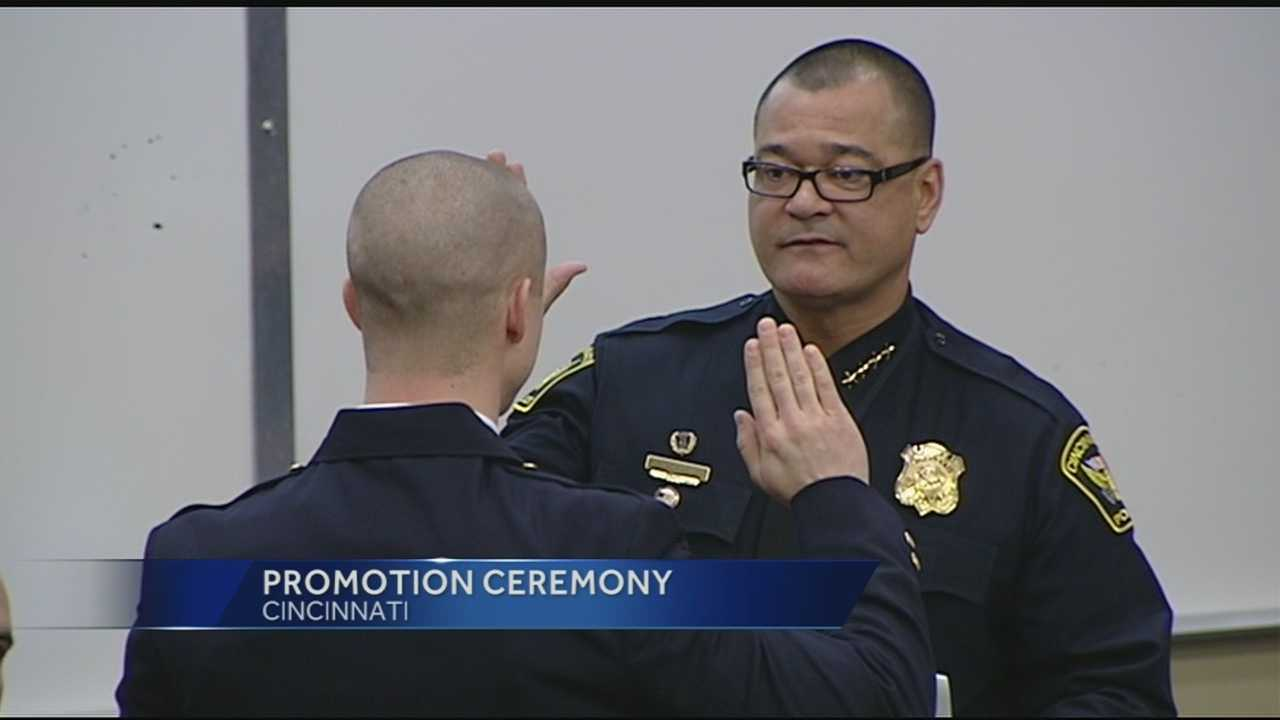 CPD Promotion ceremony 2014