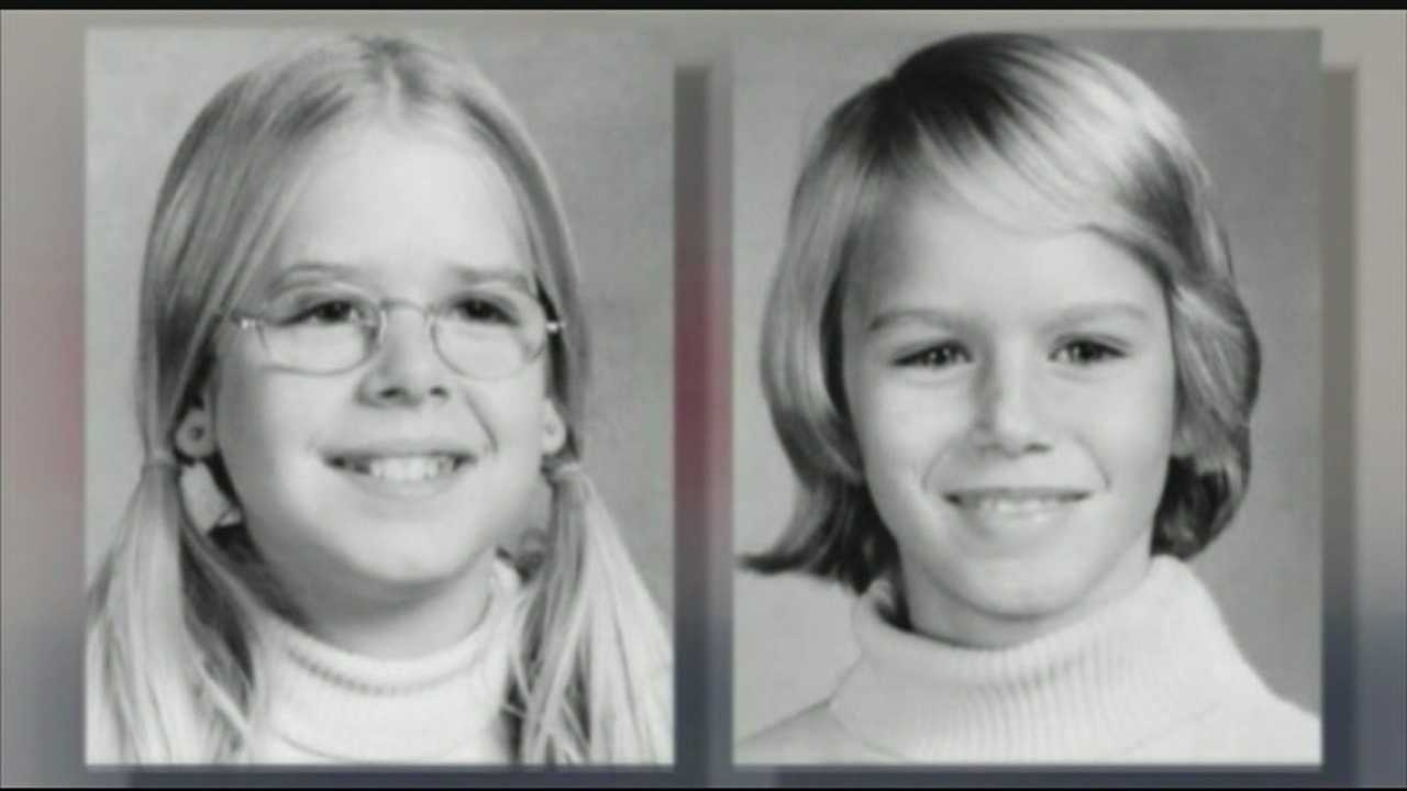 The Montgomery County Police Department-Cold Case Squad and FBI agents in the Baltimore Division said Lloyd Lee Welch, 58, also known as Michael Welch, is a person of interest in the disappearance of sisters Sheila and Katherine Lyon from a popular suburban Washington D.C. shopping center on March 25, 1975.