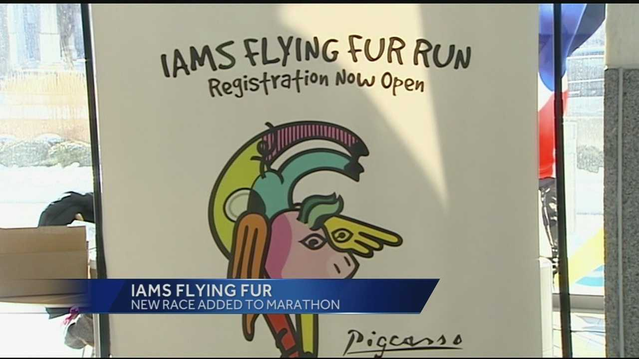 Dogs and their owners can now take part in Flying Pig Weekend.