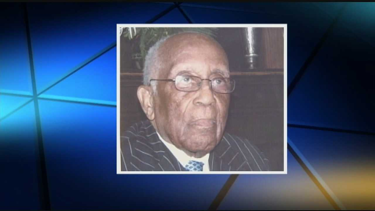 Groundbreaking lawyer and former Hamilton County Judge William McClain was laid to rest Thursday.