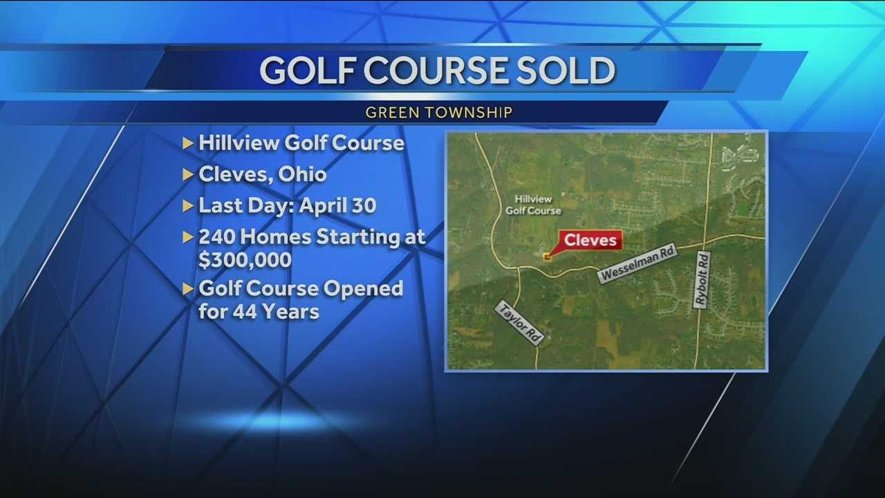 Hillview Golf Course closing