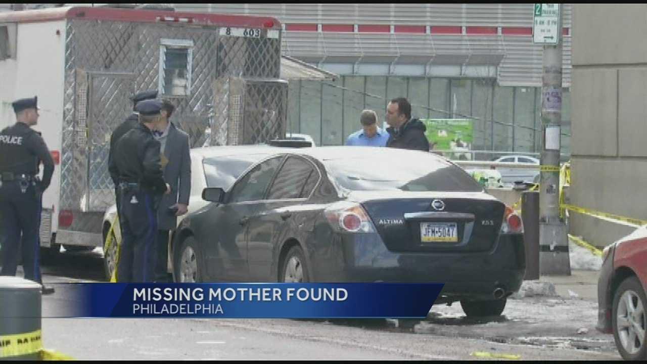 02212014 philly dead woman's car
