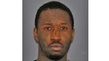 Ricardo Dunham, accused of shooting a man 14 times.
