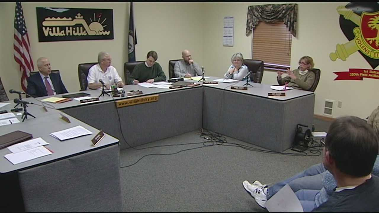 Villa Hills City Attorney Todd McMurtry said Mayor Mike Martin told the City Council that the police chief did not fulfill his job duties and should be terminated.