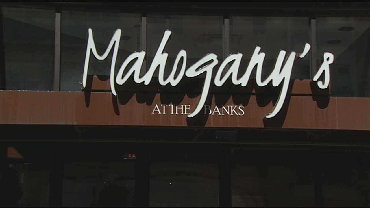 Mahogany's at the banks generic
