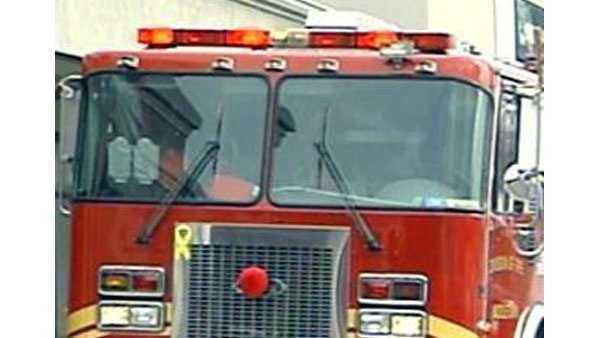 Generic fire truck