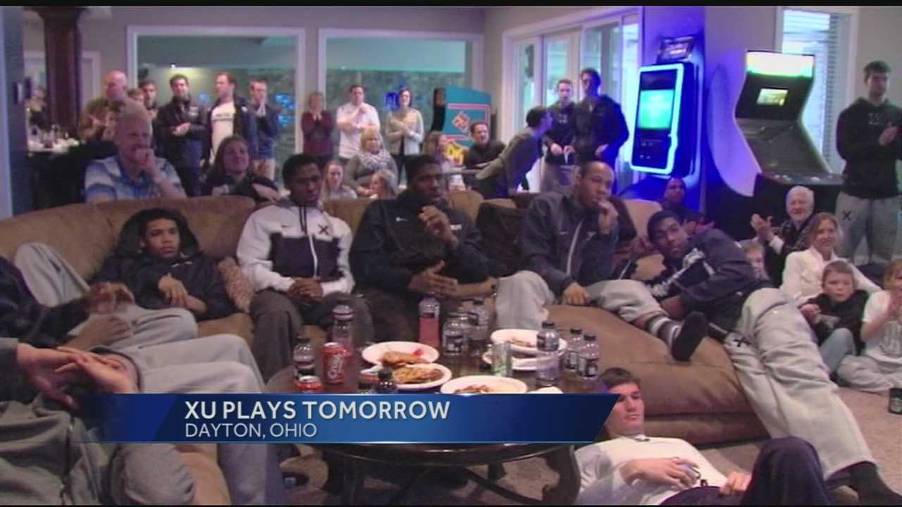 The Xavier University Muskies need to fight their way into the field of 64 in the NCAA tournament by beating NC State in Dayton on Tuesday night.