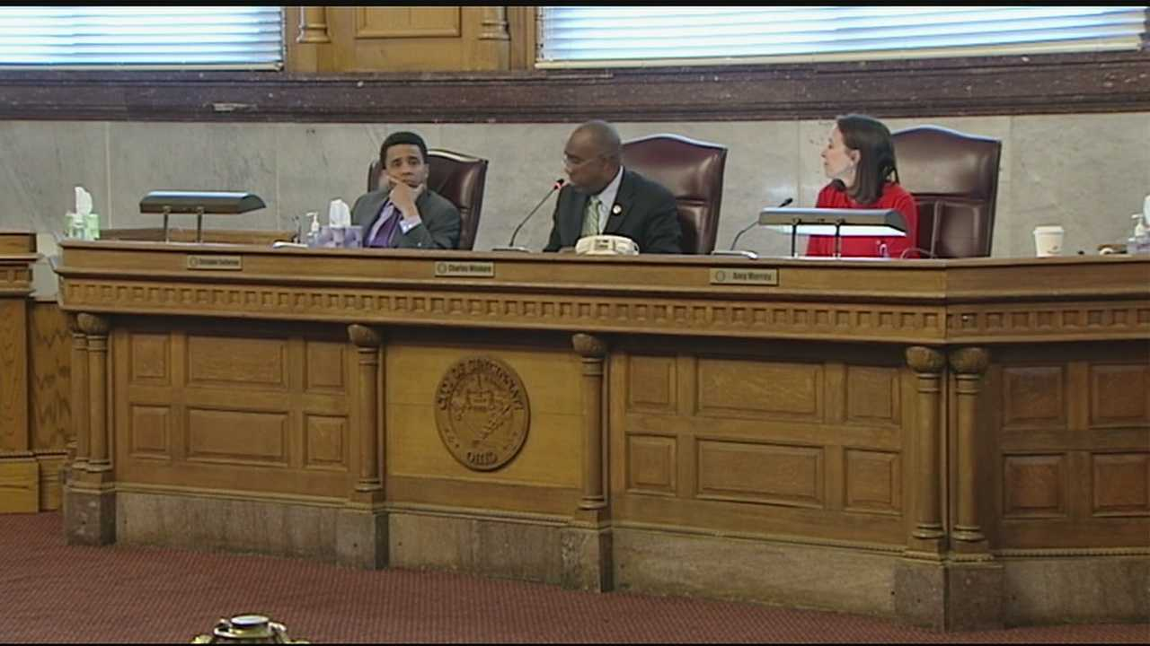 The committee voted 9-0 to pass the proposal Monday.