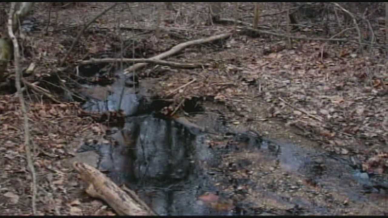 10,000 gallons of crude oil spills onto Hamilton Co. nature preserve