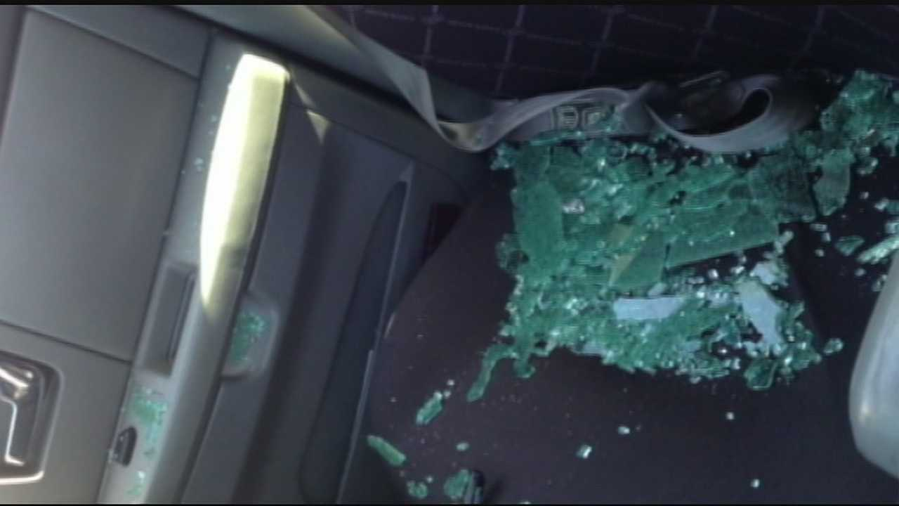 In the last two months officers have responded to at least 15 car break-ins near State Route 42.