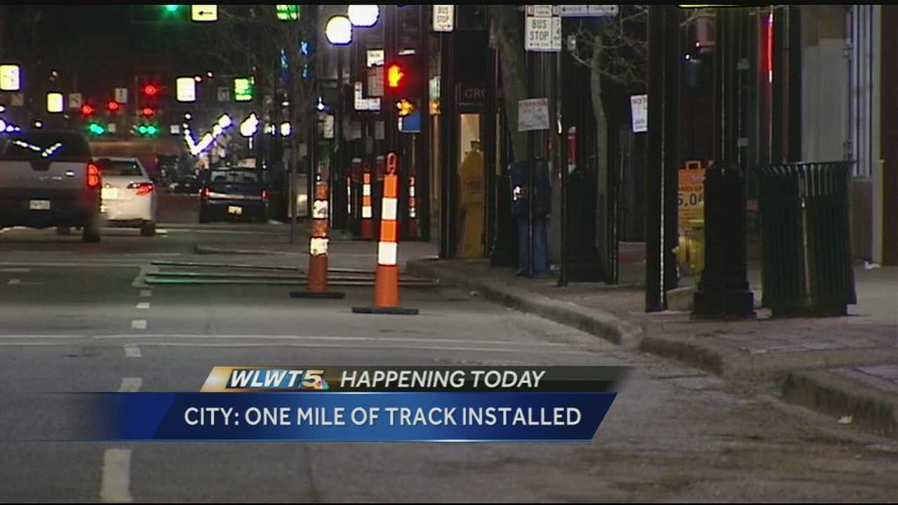 Work on streetcar moves forward