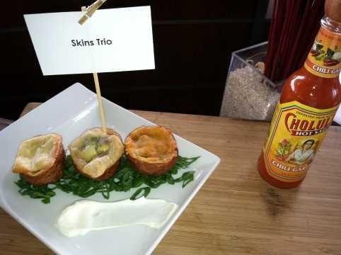 Skin Trios: Our Three Signature Potato Treats