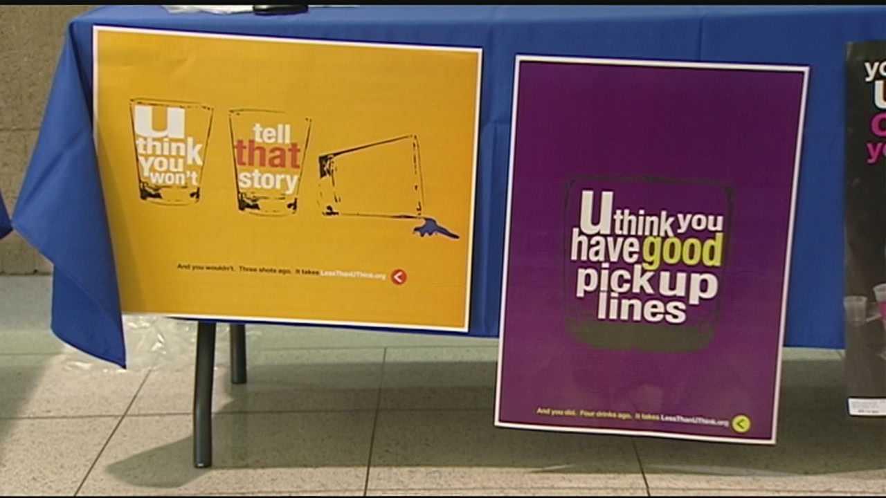 Program aims to curb binge drinking