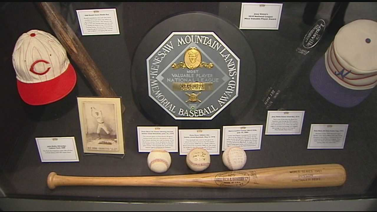 "The Cincinnati Reds Hall of Fame and Museum will unveil two new exhibits for the 2014 season. In the ""Kings of the Queen City"" exhibit, fans will be able to see some of the memorabilia from players like Joey Votto. The Hall of Fame also added the new Home Town Reds exhibit. This exhibit will highlight the 105 Reds players who actually came from Cincinnati."