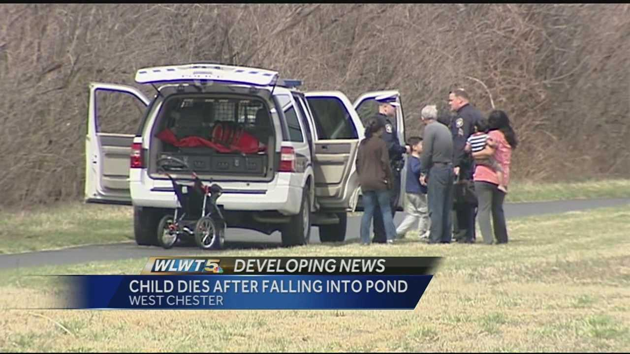 Baby pulled from Butler County pond dies