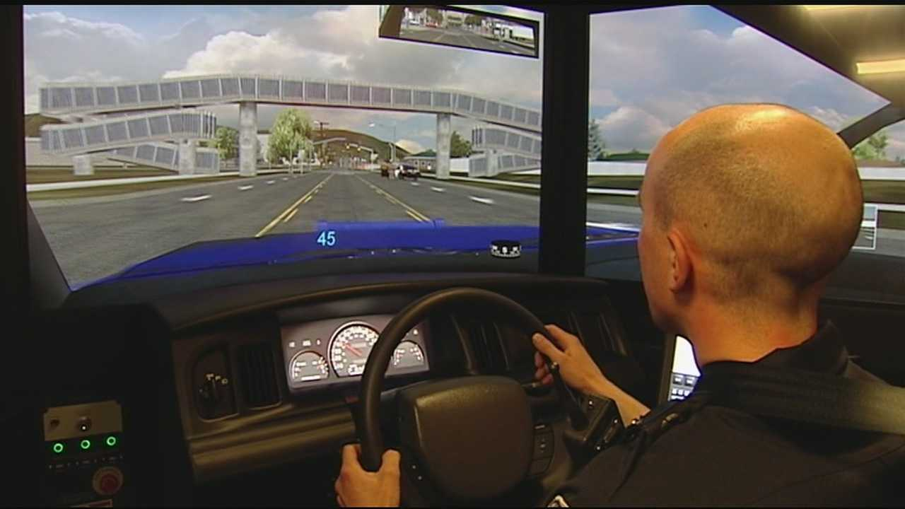 WLWT News 5 got a firsthand look at state-of-the-art police training as officers took part. Chief Neil Ferdelman said the effort not only comes as a benefit to his department, but the community at large - and it is at no cost.