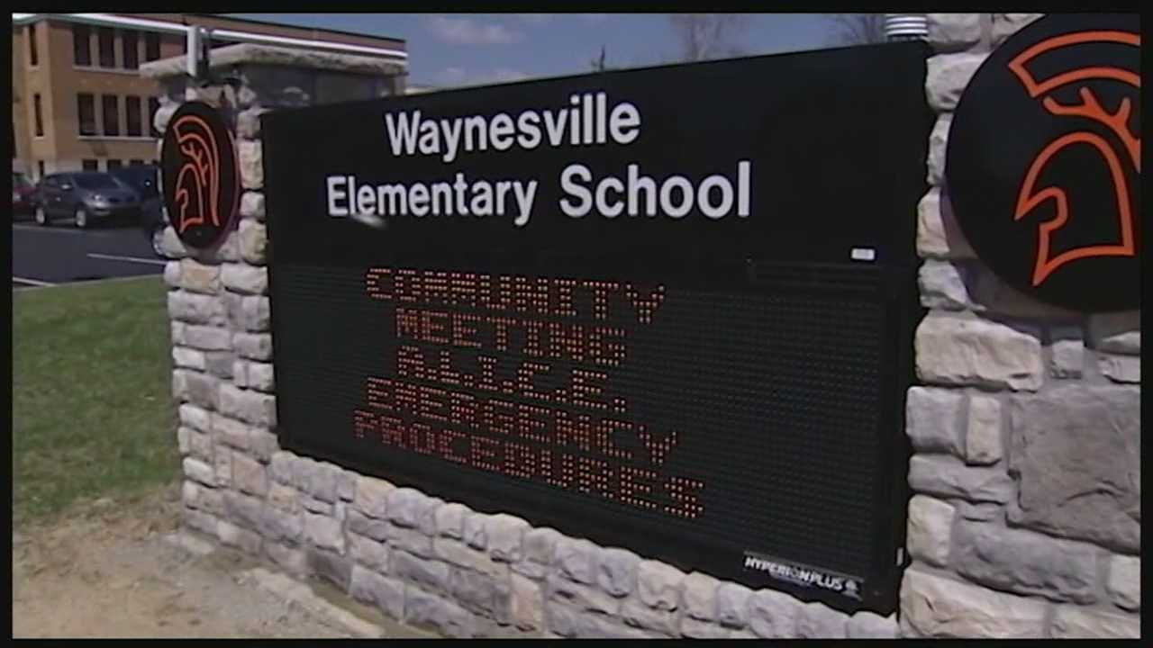 The Waynesville School District has taken a step to ensure the safety of the school's campus by partnering with the Waynesville police department and adding a police substation on campus.