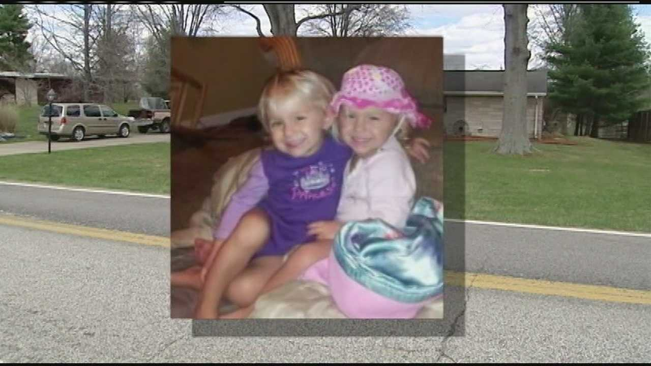 Bob Bressert came home on Tuesday night to a street-full of emergency responders, everyone looking for 2-year-old twins Shaylyn and Jocelyn Spurlock. Their mom had called 911, reporting she'd left them with their grandmother to run an errand, and their grandmother had fallen asleep.