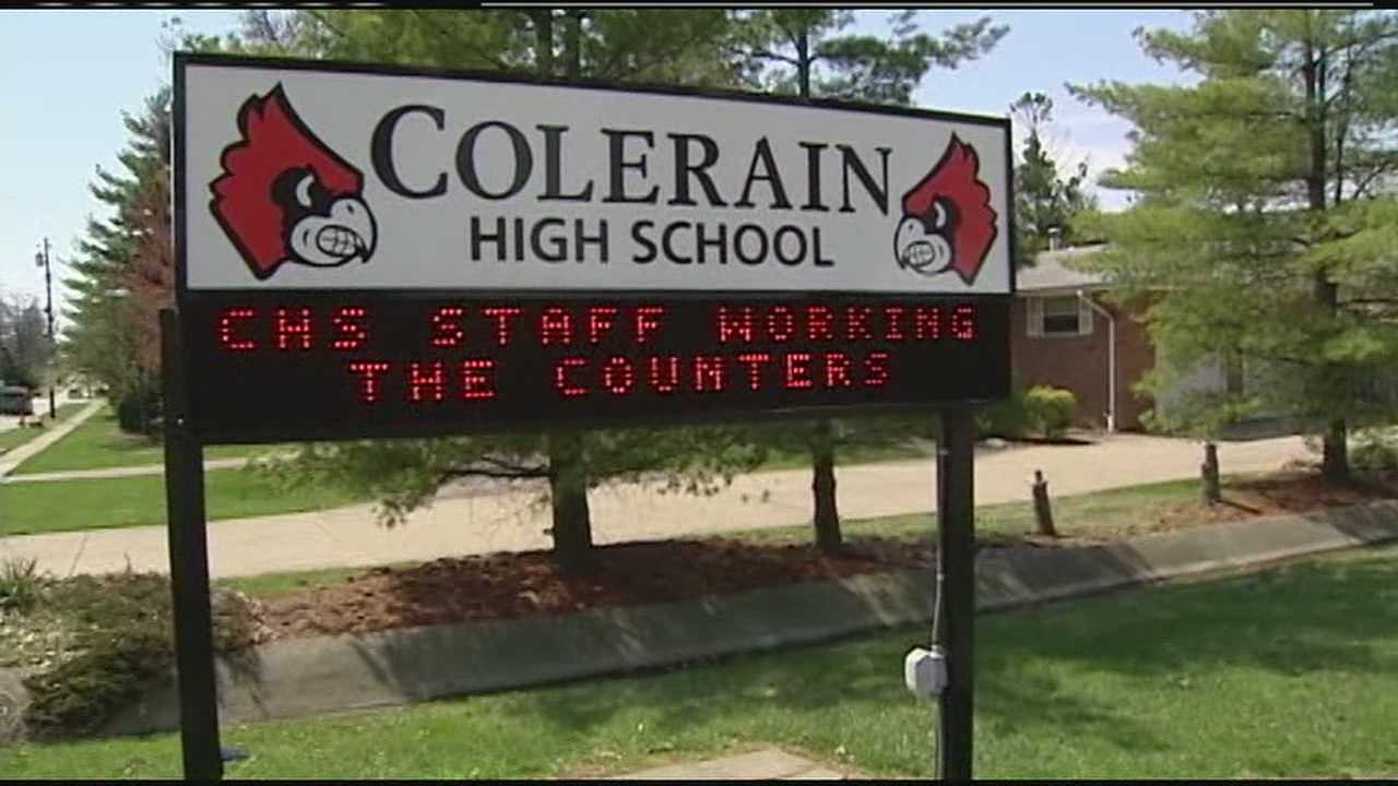 A 'social media' storm ensued after disciplinary issue at Colerain HS