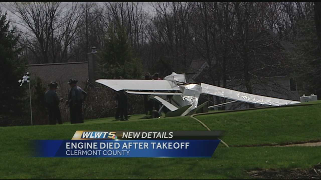 Officials said an engine failure forced the pilot to make an emergency landing. Officials said it's a single engine avid mark 5 aircraft.