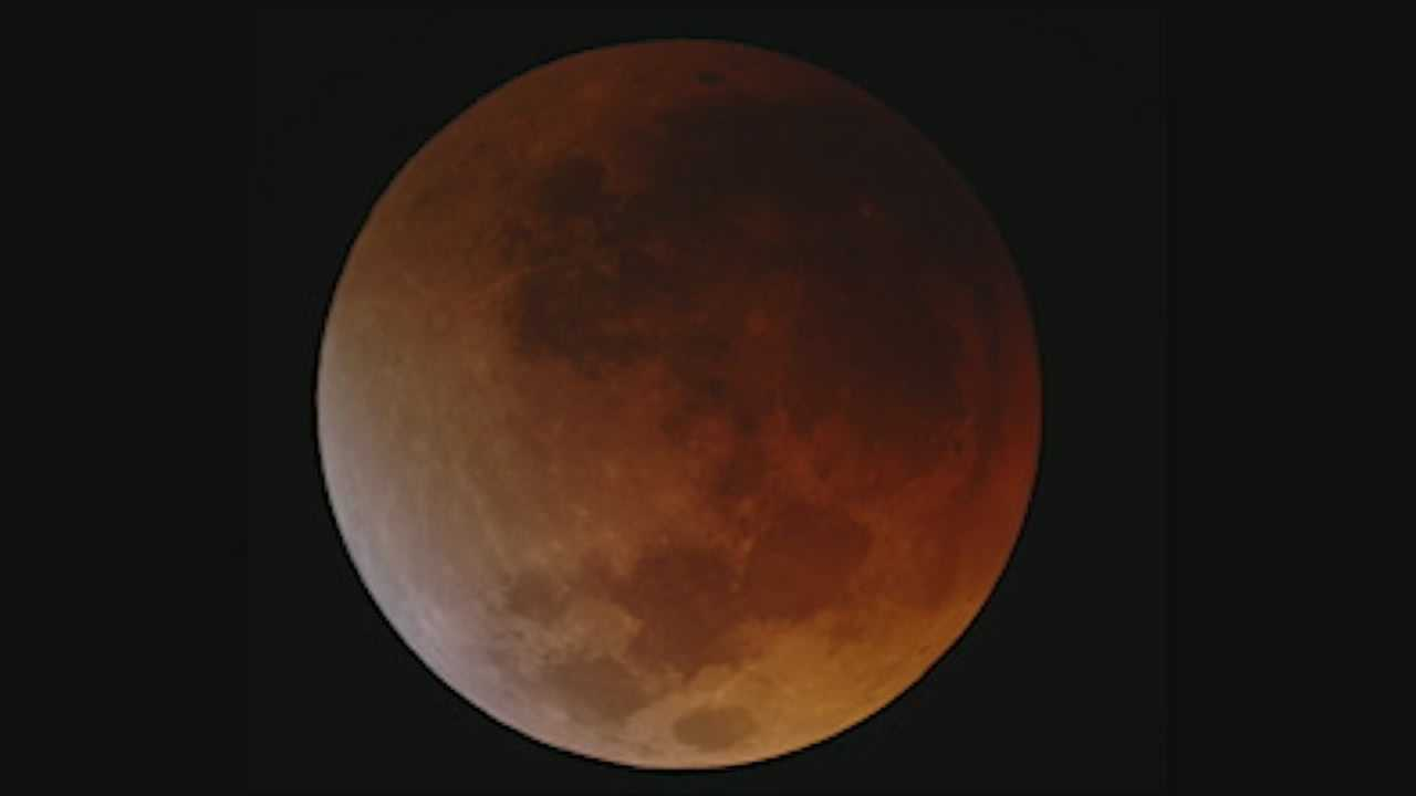 Tri-State weather conditions expected to dampen 'blood moon' viewing