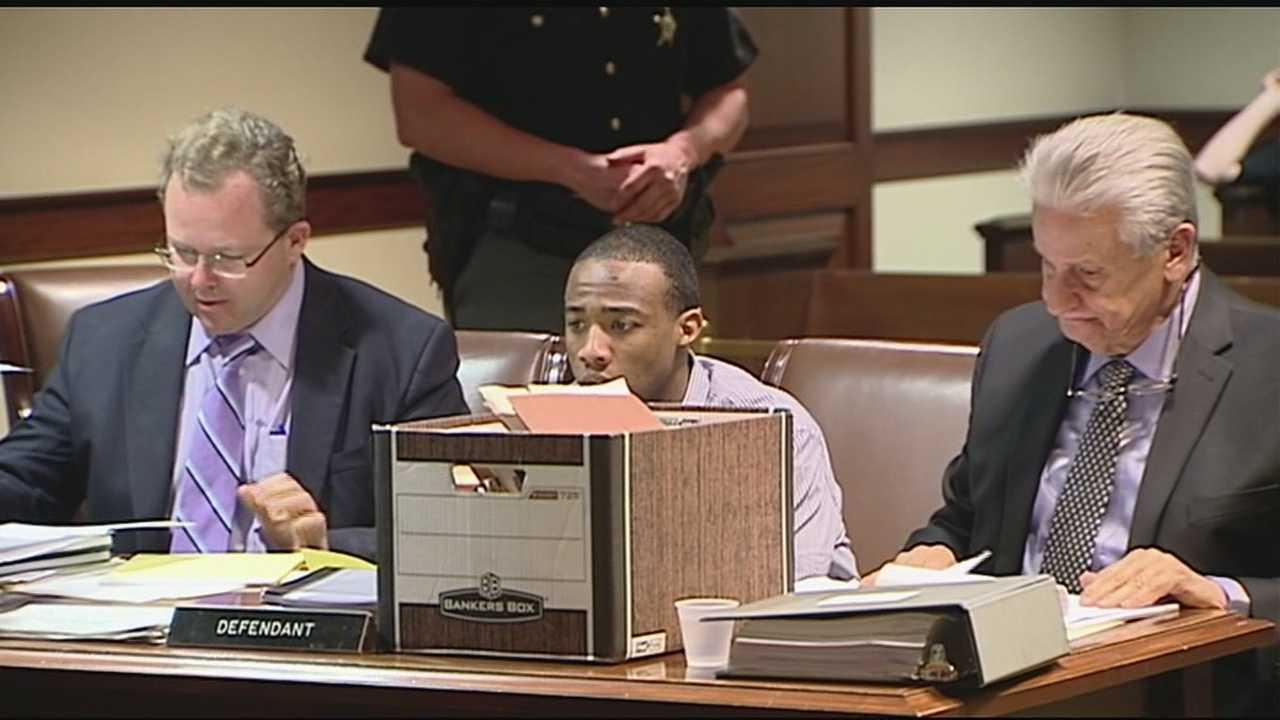 Murder retrial begins for Byron Frazier after October courtroom brawl