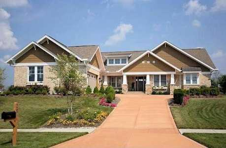Location: 7201 Keltner Dr, West Chester, OHThis beautiful home won Cincinnati's 2011 Homearama title for best kitchen & floor plan, and now it can be yours for $900K. The home includes four bedrooms, four bathrooms, and is featured on realtor.com.