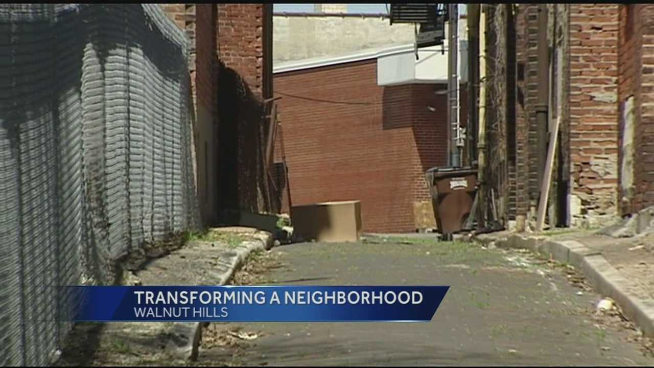The Five Points Alley Project has embarked on a mission to turn alleys into pathways. It's an effort sweeping the nation to shine a new light on those dark and dingy side streets.