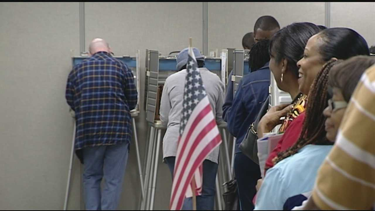 Federal lawsuit filed over Ohio's early voting rules