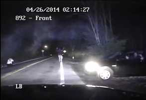 Monday, April 28, 2014: The Boone County sheriff releases the dash camera video of the shooting. The footage is more than 45 minutes long. It does not include any audio.